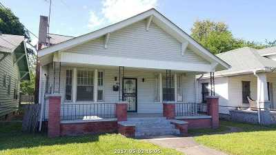 McCracken County Single Family Home For Sale: 1029 Martin Luther King Dr.