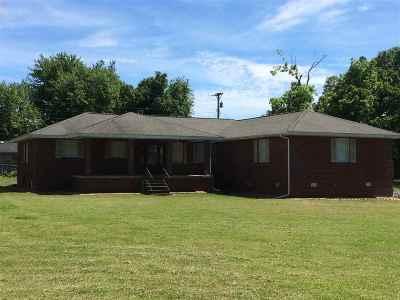 Princeton Single Family Home For Sale: 404 Dawson Road