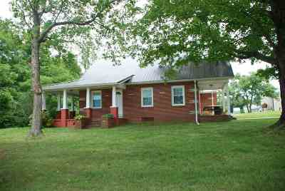 Calloway County Farm For Sale: 106 Murray Paris Road