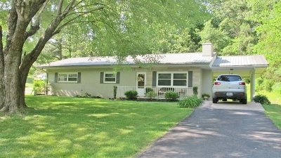 Kuttawa Single Family Home Contract Recd - See Rmrks: 20 St Rt 810 N