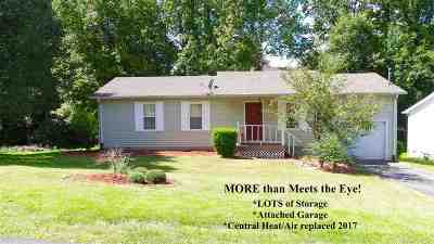 Paducah Single Family Home For Sale: 515 Leeds Drive