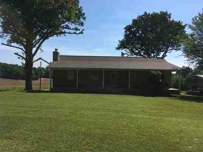 Caldwell County Single Family Home For Sale: 275 Ed Hill Rd