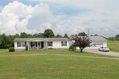 Kuttawa Manufactured Home For Sale: 1920 Panther Creek Rd.