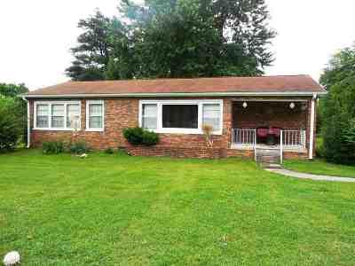 McCracken County Single Family Home For Sale: 5404 Reidland Road