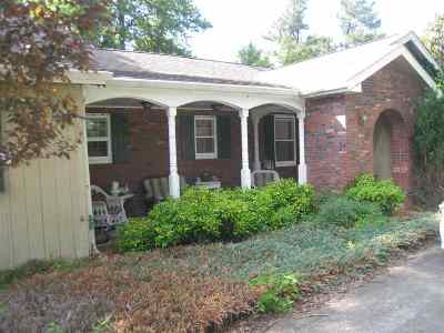 Paducah Single Family Home For Sale: 7455 New Hope Church Road