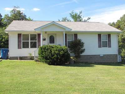 Benton KY Single Family Home Contract Recd - See Rmrks: $85,000