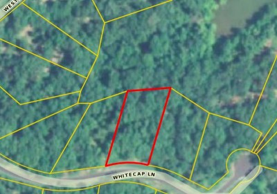 Calloway County Residential Lots & Land For Sale: Lot 18 Whitecap Lane