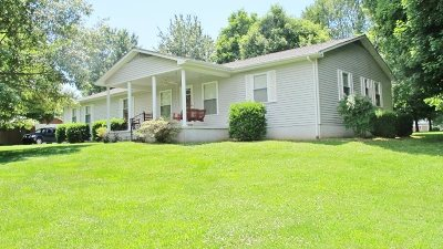 Eddyville Single Family Home For Sale: 404 E Fairview