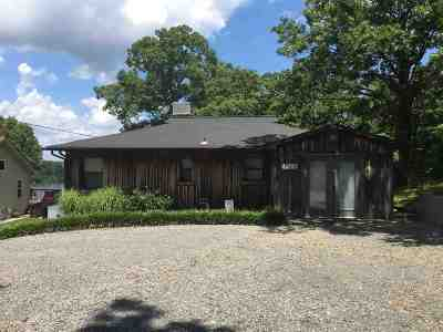 Calloway County, Marshall County, Henry County, Houston County, Stewart County Single Family Home For Sale: 498 Paddle Lane