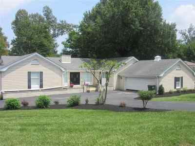 Paducah Single Family Home For Sale: 1100 Hedge Ln