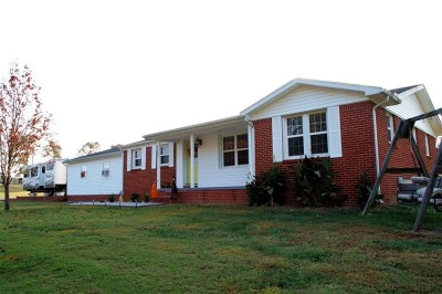 Hardin Single Family Home Contract Recd - See Rmrks: 1349 Curd Rd