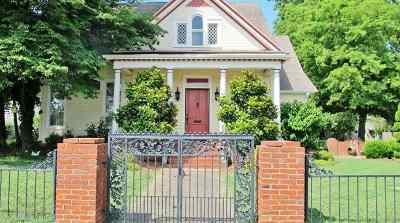 Caldwell County Single Family Home For Sale: 616 W Main St