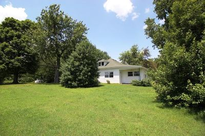 Paducah Farm For Sale: 10275 Old Lovelaceville Rd