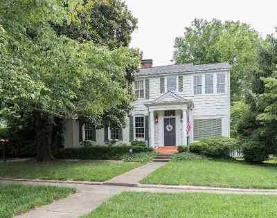 Paducah KY Single Family Home For Sale: $259,900