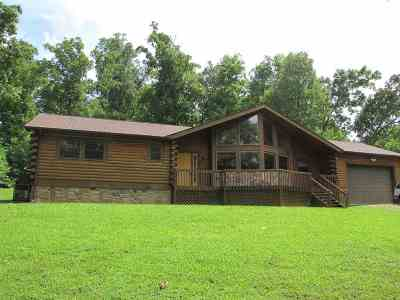 Benton KY Single Family Home For Sale: $214,500