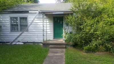 McCracken County Single Family Home For Sale: 1502 N 10th
