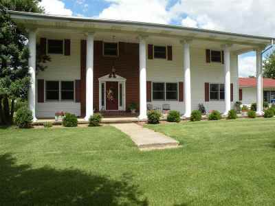 Princeton Single Family Home Contract Recd - See Rmrks: 10074 Marion Road