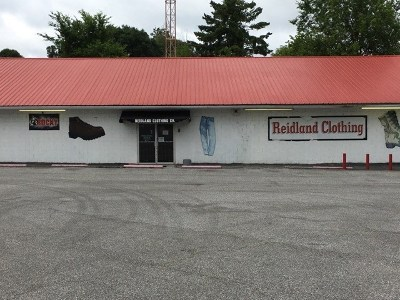 McCracken County Commercial For Sale: 5100 Reidland Road