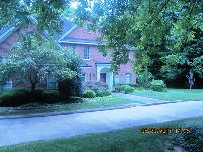 Paducah Single Family Home For Sale: 4568 Quail Hollow