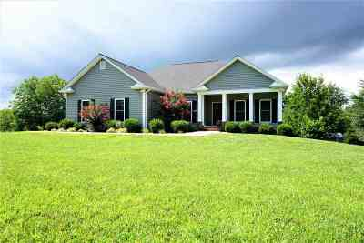 Trigg County Single Family Home For Sale: 680 Lancelot