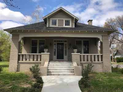 Paducah Single Family Home For Sale: 327 Fountain Ave