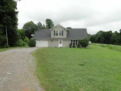 Benton Single Family Home For Sale: 4482 Symsonia Hwy