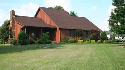 Paducah Single Family Home For Sale: 250 Orchard View