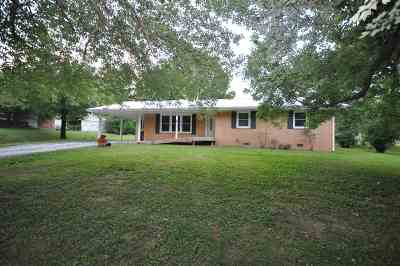 Benton Single Family Home Contract Recd - See Rmrks: 115 Haltom Drive