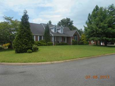 Trigg County Single Family Home For Sale: 298 Tomahawk Blvd.