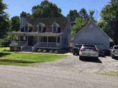 Calvert City Single Family Home For Sale: 97 Helena Rd.