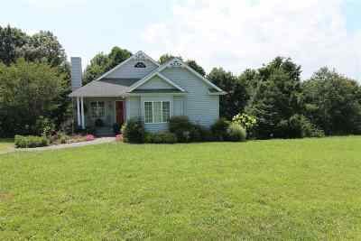 Eddyville Single Family Home Contract Recd - See Rmrks: 181 Corinne Drive