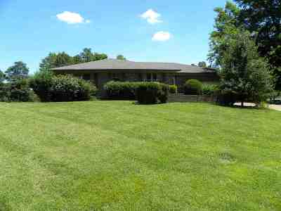 Paducah Single Family Home For Sale: 120 Troon