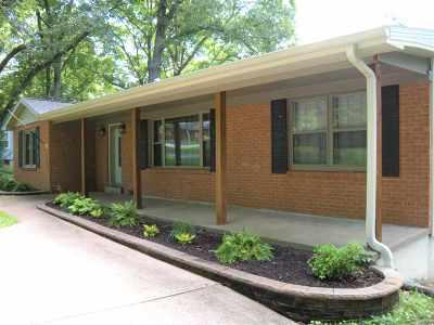 Cadiz Single Family Home Contract Recd - See Rmrks: 157 Nunn Blvd.