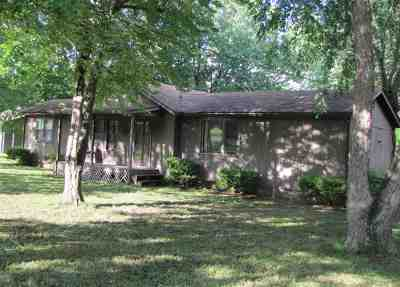Paducah KY Single Family Home For Sale: $99,900