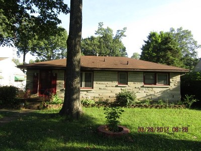 McCracken County Single Family Home For Sale: 2731 Clay Street