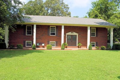 Calloway County Single Family Home For Sale: 1516 Canterbury