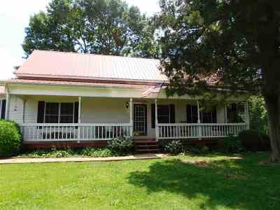 Calloway County Single Family Home For Sale: 626 Cavett Rd