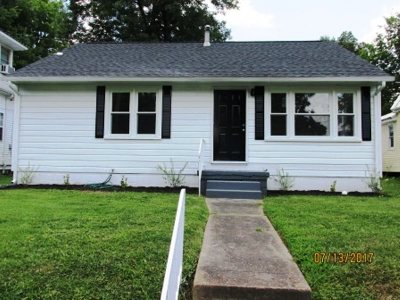 Paducah Single Family Home For Sale: 1722 1/2 Monroe