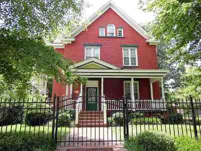 Paducah Single Family Home For Sale: 203 Fountain Ave.