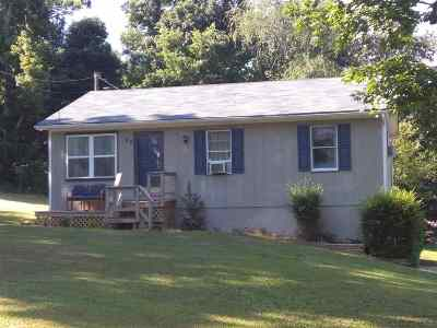 Hardin Single Family Home Contract Recd - See Rmrks: 62 Pace Ln