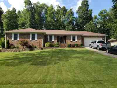 Paducah Single Family Home For Sale: 715 Cindy Drive