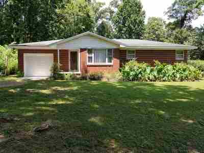 Hazel Single Family Home For Sale: 6694 E State Line Rd