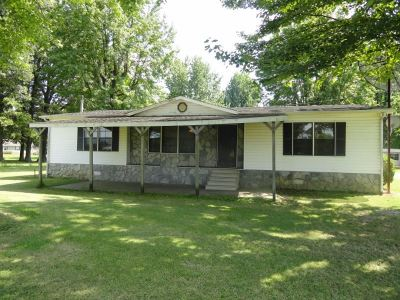 Calvert City Manufactured Home Contract Recd - See Rmrks: 21 Quail Rd