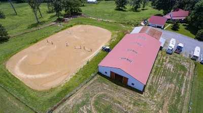 Calloway County Farm For Sale: 626 Cavett