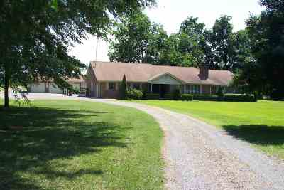 Paducah Single Family Home For Sale: 5540 Cairo Road