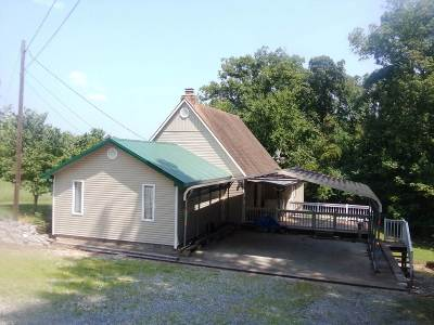 Cadiz KY Single Family Home For Sale: $75,000