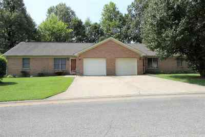 McCracken County Multi Family Home Contract Recd - See Rmrks: 3246/3248 River Oaks Blvd
