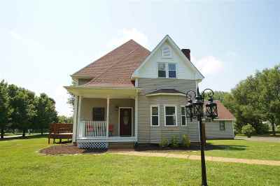 Paducah Single Family Home For Sale: 100 Willowcreek