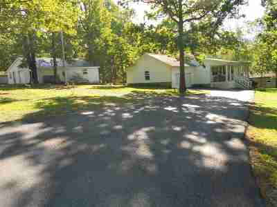 Grand Rivers Single Family Home For Sale: 375 Railroad Hill Rd