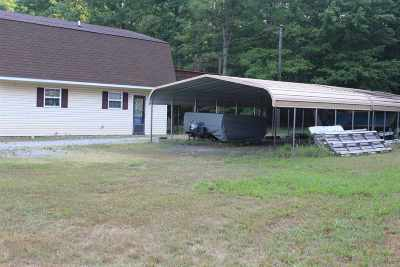 Benton Single Family Home For Sale: 13165 Us Hwy 68 East